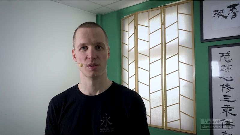 Kung Fu für zuhause/Online-Unterricht für Kung Fu